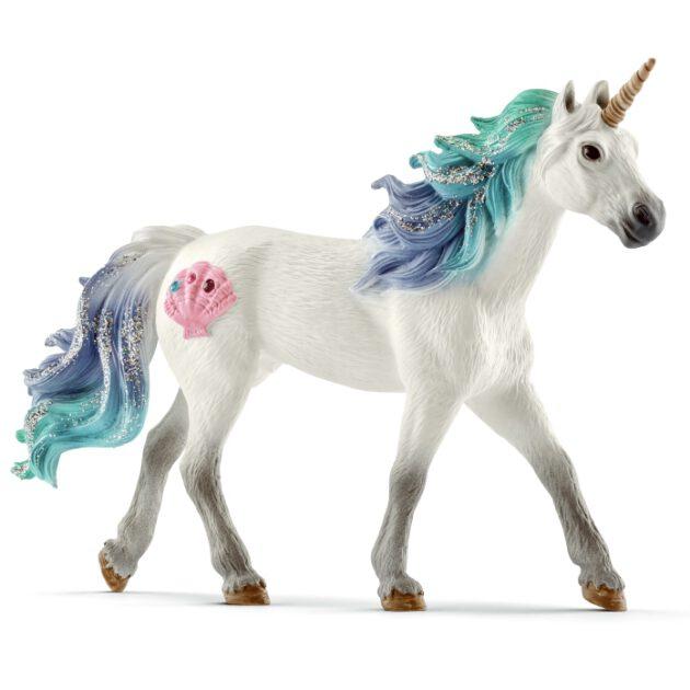 Schleich unicorn