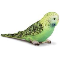 schleich-budgy-green